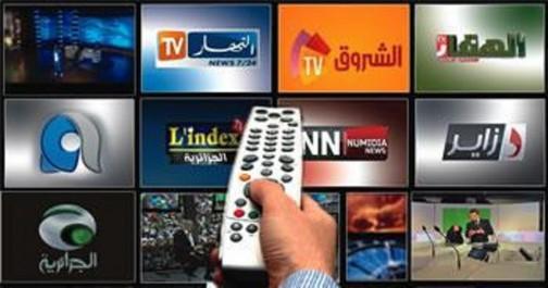 Nouvelles grilles d'El Djazairia TV, Echourouk TV, Ennahar TV et L'ENTV : La bataille des audiences