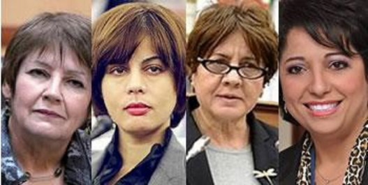 Composition du nouveau gouvernement:  Quatre femmes pour quatre ministères
