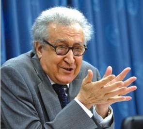 Lakhdar Brahimi ancien chef de la diplomatie algérienne: «La région arabe traverse une période difficile»