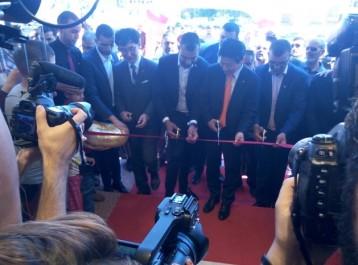 Ouverture du premier showroom «Premium» du géant coréen LG