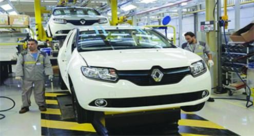 Renault Russie: 15 000 carrosseries pour l'usine d'Oran