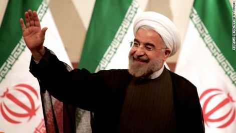 Iran : hassan rohani réélu dès le premier tour à la présidence