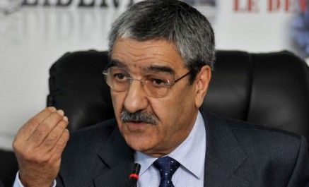 Said Sadi fustige un chroniqueur d'El-Watan, l'accuse d'être « aspiré dans le commerce des mémoires »