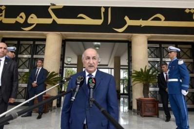 Teboune: Notre objectif est de réduire notre dépendance au pétrole