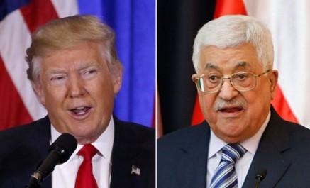 Mahmoud Abbas en visite aux Etats-Unis et sera reçu mercredi par Donald Trump