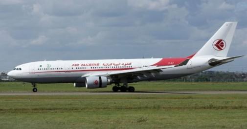 Rafales de vent au sud : Air Algérie annonce des perturbations sur son réseau