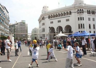 Journée sans voiture vendredi à Alger centre de 7H00 à 19h00