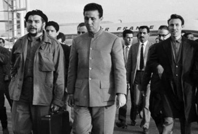Alger, Mecque des révolutionnaires projeté à Alger: Liberté chérie, ailleurs mais pas chez soi !