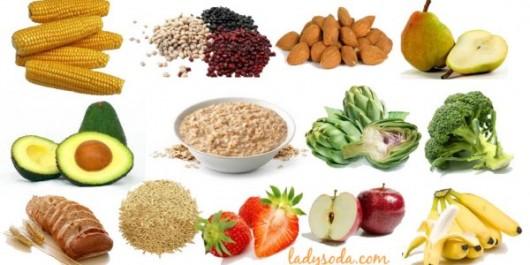 8 Aliments que vous pouvez manger à volonté sans grossir