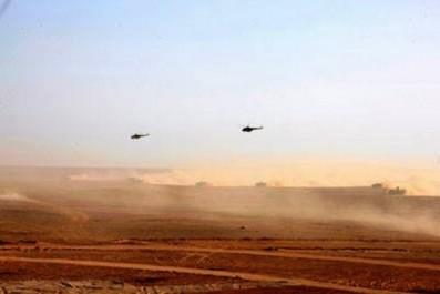 In Amenas: Une nouvelle unité des Forces de défense aérienne