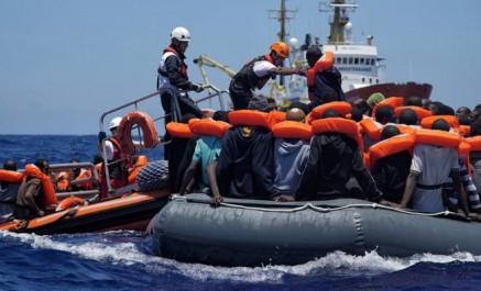 Méditerranée: plus de 2000 migrants secourus