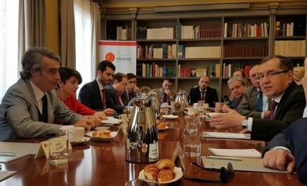 Energie: Boutarfa appelle les compagnies espagnoles à investir en Algérie