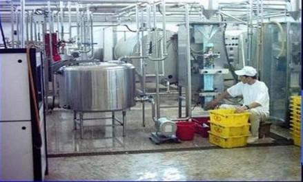 Tension à Oran sur le lait pasteurisé en sachet