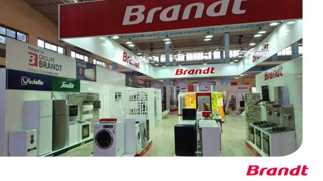 50ème Foire Internationale d'Alger : Brandt Algérie marque une forte présence