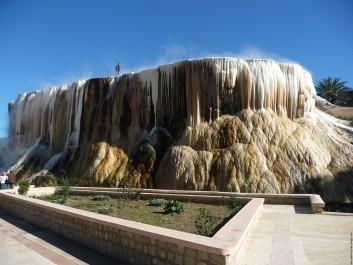 Guelma: Controverse autour de la mise en valeur de la cascade de Hammam-Meskhoutine