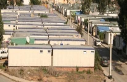 Boumerdès:  500 familles occupant des chalets relogées