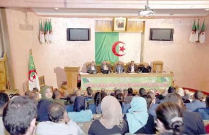 Commémoration du 72e anniversaire des Massacres du 8 Mai 1945, Conférence au musée du Moudjahid : Combattre l'oubli