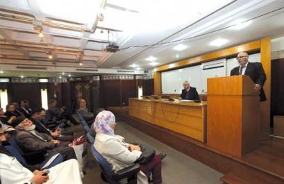 Conférence sur La pensée universelle de Malek Bennabi : Un islam juste et modéré