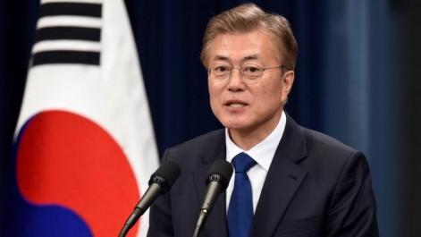 Corée du Sud: le nouveau président a entamé son quinquennat