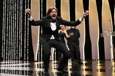 Festival de Cannes: Le Suédois Ruben ÖSTLUND remporte la Palme d'or avec «The Square»