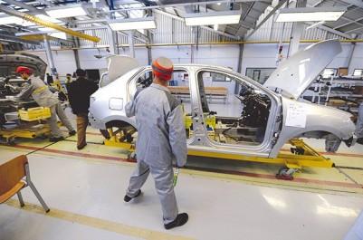 """Après le précédent Tahkout: Automobile : """"blocage de la production de Renault"""""""