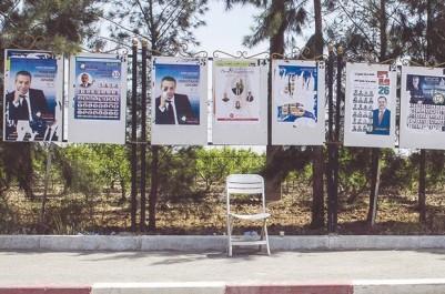 Zappés des discours électoraux:  Raïs et Oued Allel tournent le dos aux élections