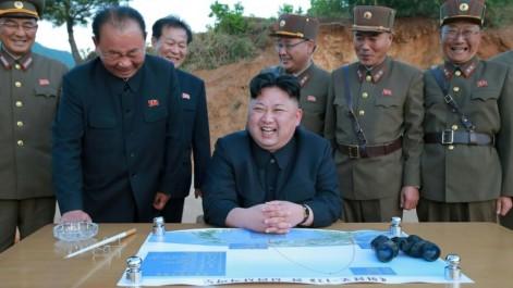 Malgré les menaces de sanctions: Pyongyang tire un nouveau missile