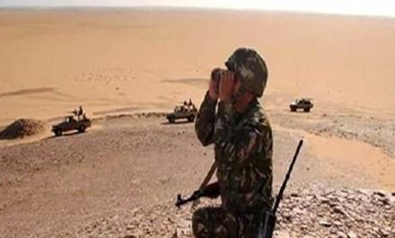 9 contrebandiers de nationalité mauritanienne arrêtés à Tindouf (MDN)