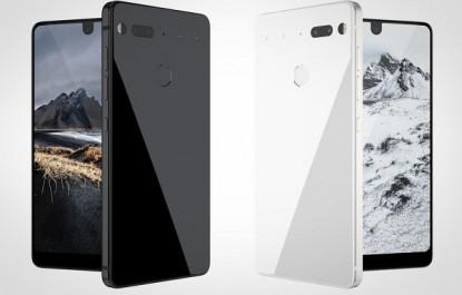 Le créateur d'Android dévoile un smartphone avec écran intégral