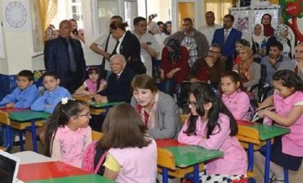 La ministre de l'Education nationale lance à Constantine le programme de prévention Ecole sans tabac