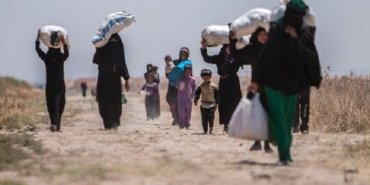 Le nombre d'enfants réfugiés et migrants voyageant seul a presque quintuplé  depuis 2010 (ONU)