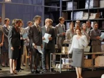 «Les noces de Figaro», célèbre opéra de Mozart présenté à Alger
