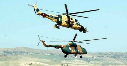 Suite aux raids égyptiens en Libye État d'alerte aux frontières algéro-libyennes