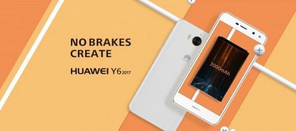 Huawei Y6 (2017) : fiche technique officielle du smartphone!