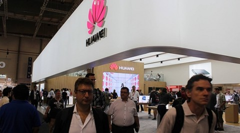 Huawei inuagure son 1er Experience Store à Alger