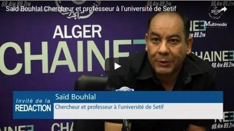 Le chercheur Saïd Bouhlal met au point un procédé innovant permettant de faire revenir des déchets de plastique à leur état initial