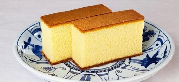 Kasutera (gâteau japonais sucré)