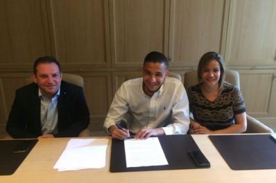 Ahmed Touba prolonge avec le Club Brugge jusqu'en 2021