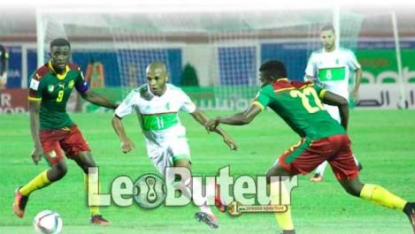 Alcaraz : «Si on bat la Zambie, on pourra se qualifier en Coupe du monde»