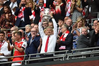 Arsenal – Wenger :»Je suis fier d'avoir gagné sept fois cette coupe»