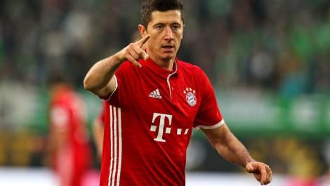 Bayern :  Lewandowski revient sur sa compétition avec Aubameyang…