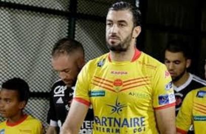 Belkalem dans l'équipe type de la 35e journée de Ligue 2