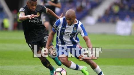 Brahimi dans l'équipe type du championnat portugais
