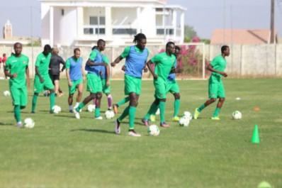 CAN 2019 : Les 23 du Togo face à l'Algérie