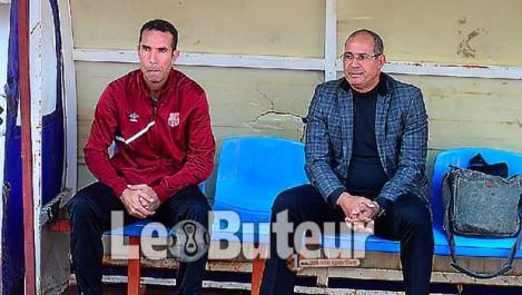 CRB / Ali Moussa : «Le derby est aussi important pour eux que pour nous»