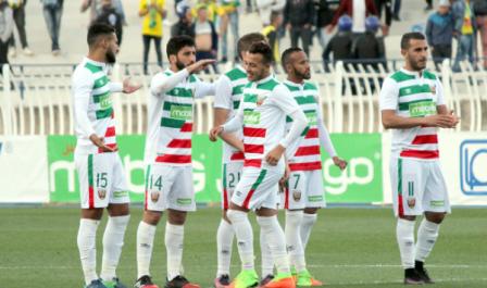 (Terminé) MCA 2 – Club Sportif Sfaxien 1