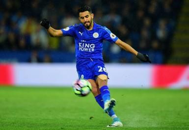 Leicester City : Mahrez entre Arsenal et Tottenham ?