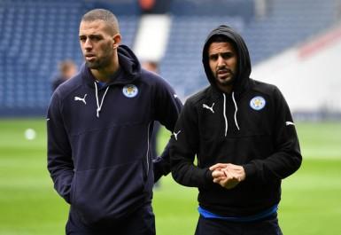 Leicester City : Shakespeare comprend la colère de Mahrez