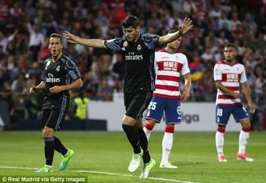 Liga, 36e j. : Le Real bat Grenade et repasse devant le Barça
