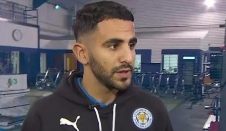 Mahrez veut quitter Leicester cet été selon le Telegraph